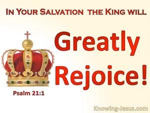 Psalm 21:1