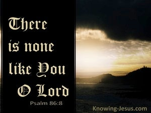 Psalm 86:8