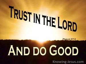 Psalm 37:3