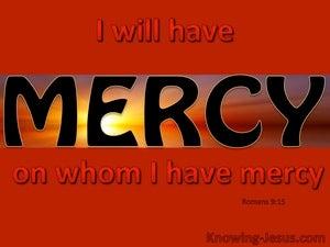 Romans 9:15