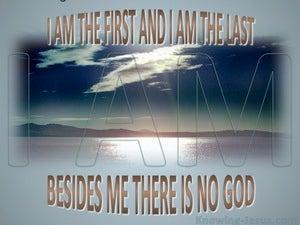 Isaiah 44:6