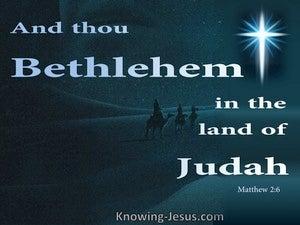 Matthew 2:6