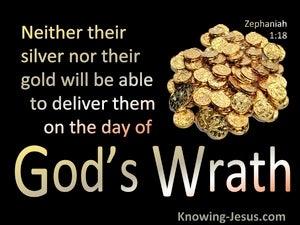 Zephaniah 1:18