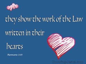 Romans 2:15