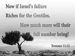 Romans 11:12