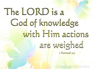1 Samuel 2:3