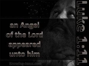 Luke 1:11