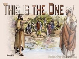 John 1:30