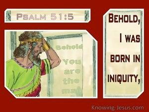 Psalm 51:5