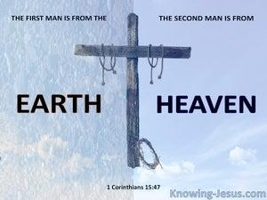 1 Corinthians 15:47