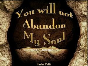 Psalm 16:10