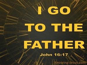 John 16:17