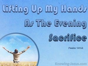 Psalm 141:2