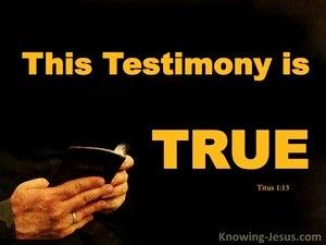 Titus 1:13