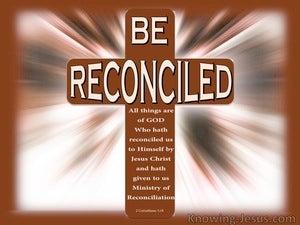 2 Corinthians 5:18