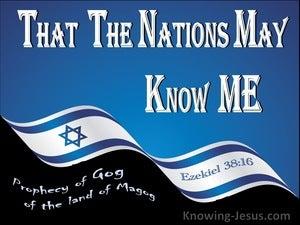 Ezekiel 38:16
