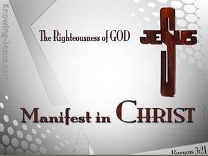 Romans 3:21