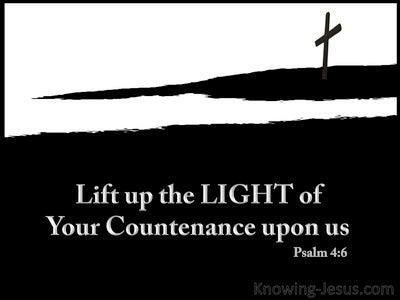 Psalm 4:6