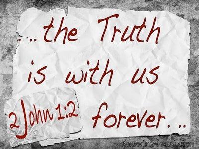 2 John 1:2