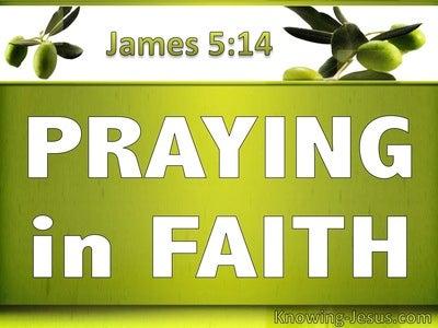 James 5:14