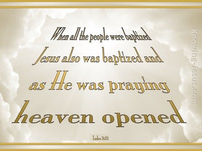 Luke 3:21