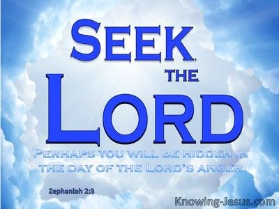 Zephaniah 2:3