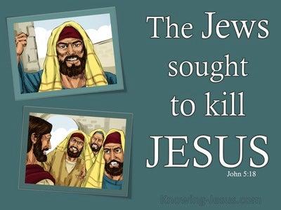 John 5:18