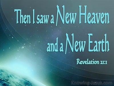 Revelation 21:1