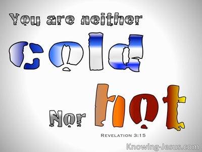 Revelation 3:15