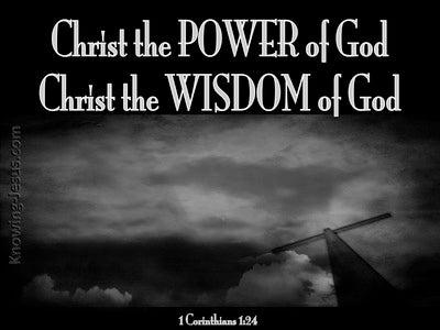 1 Corinthians 1:24