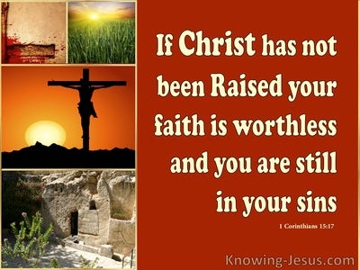 1 Corinthians 15:17