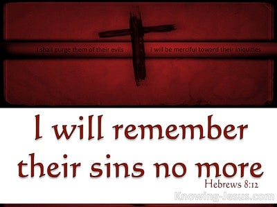Hebrews 8:12