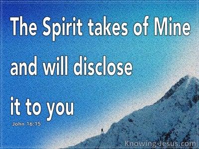 John 16:15