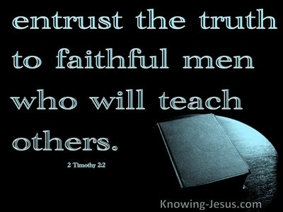 2 Timothy 2:2
