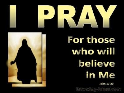 John 17:20