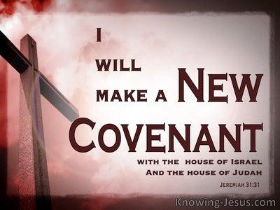 Jeremiah 31:31