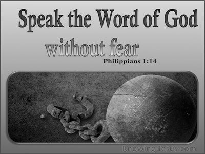 Philippians 1:14