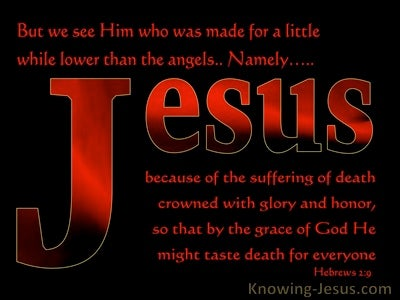 Hebrews 2:9