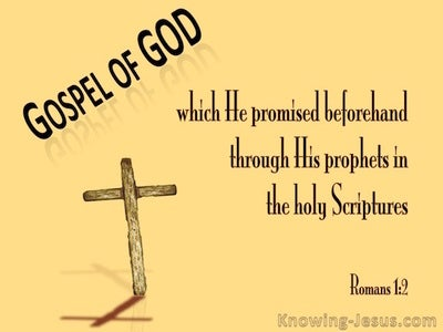 Romans 1:2