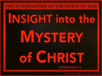 Ephesians 3:4