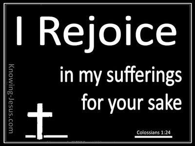 Colossians 1:24