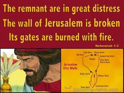 Nehemiah 1:3