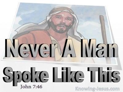 John 7:46