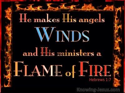 Hebrews 1:7