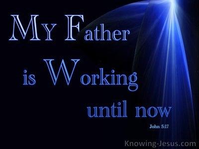John 5:17