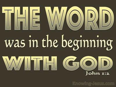 John 1:2