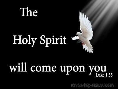 Luke 1:35