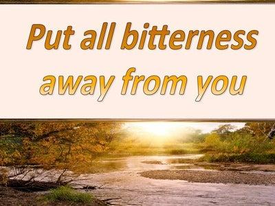 Ephesians 4:31