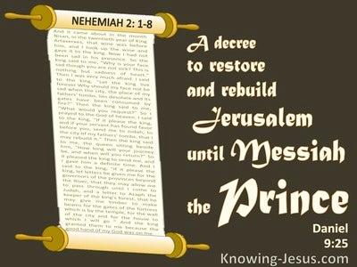 Daniel 9:25