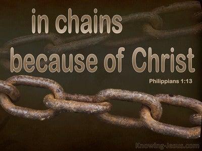 Philippians 1:13